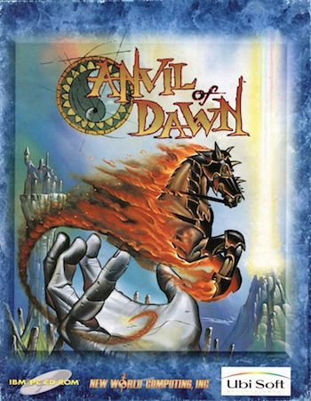 [RETROGAMING] Anvil of Dawn / PC