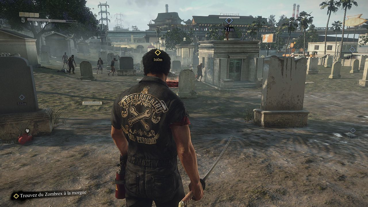 [TEST] Dead Rising 3 / Xbox One