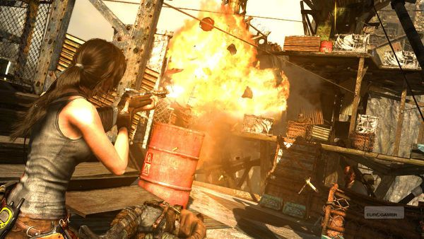 Tomb Raider ramera à 30FPS sur PS4 et XOne