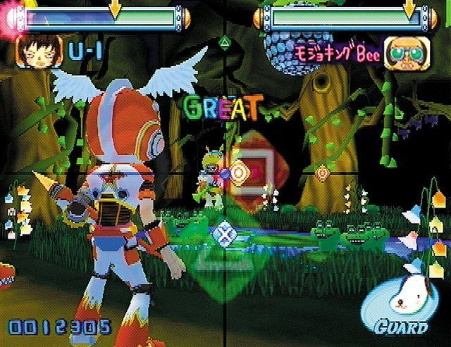 [RETROGAMING] Gitaroo Man / PS2