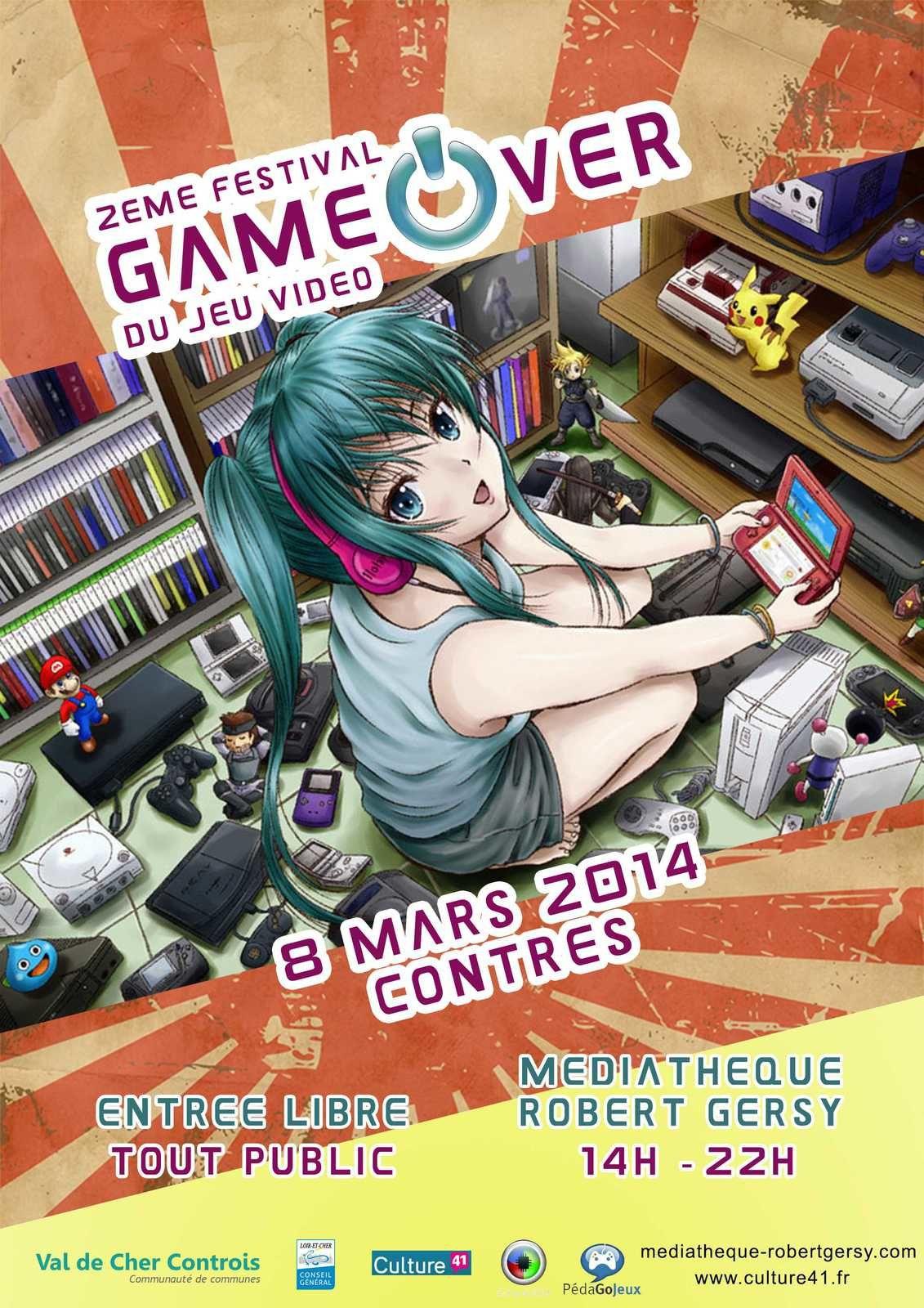 Festival Gameover à Contres (41)