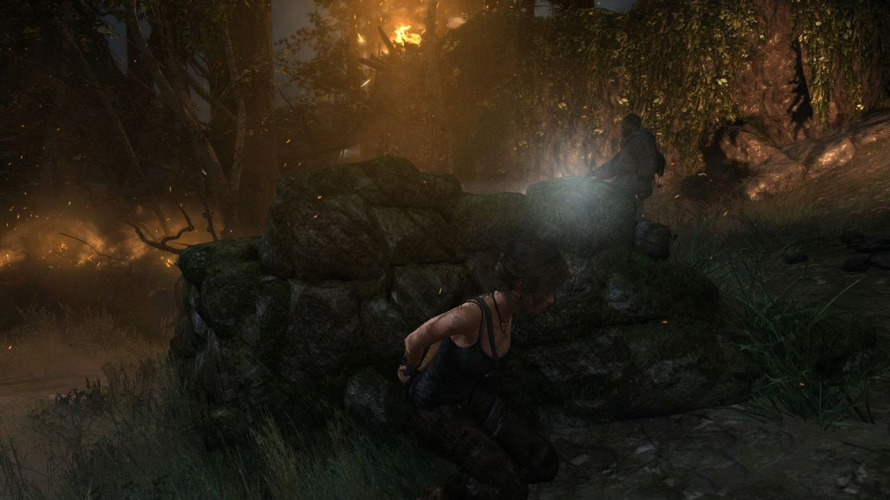 [TEST] Tomb Raider Definitive Edition / PS4