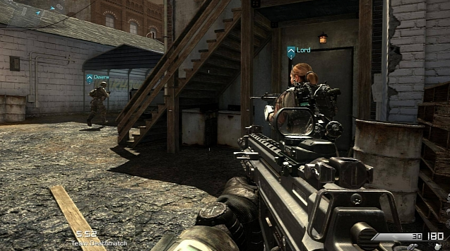 [SPEEDTESTING] Call of Duty: Ghosts / Xbox One