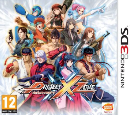 [BONNES AFFAIRES] Project X Zone à 18,51€ !