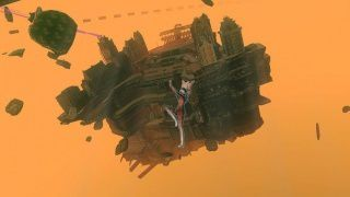 [TEST A LA BOURRE] Gravity Rush / PS Vita