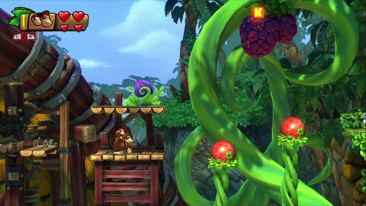 [TEST] Donkey Kong Country: Tropical Freeze / Wii U