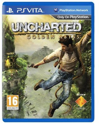 [CRASH TEST] Uncharted: Golden Abyss / PS Vita