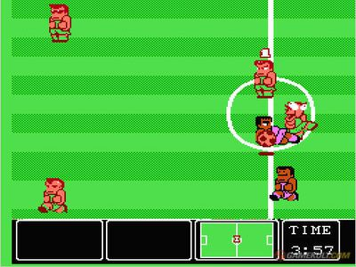 [RETROGAMING] Nintendo World Cup / Nes