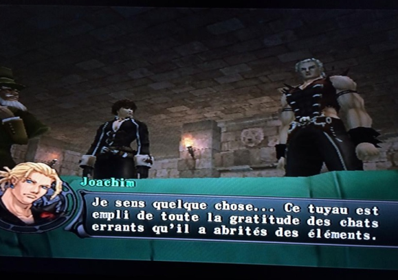 [RETROGAMING] Shadow Hearts Covenant / PS2