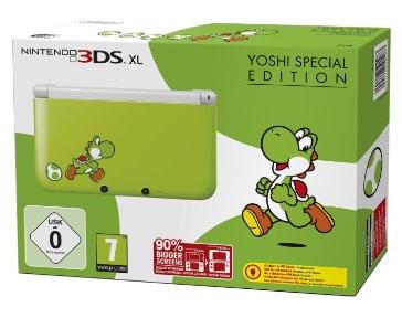 Nouveau Yoshi, nouveau modèle de 3DS XL