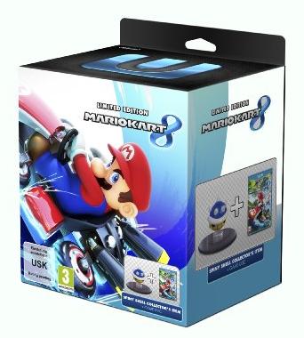Mario Kart 8 Edition Limitée dispo en précommande