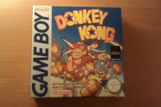 [RETROGAMING] Donkey Kong / Game Boy