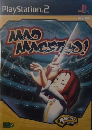 [RETROGAMING] Mad Maestro / PS2