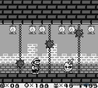 [RETROGAMING] Super Mario Land 2: 6 Golden Coins / Gameboy