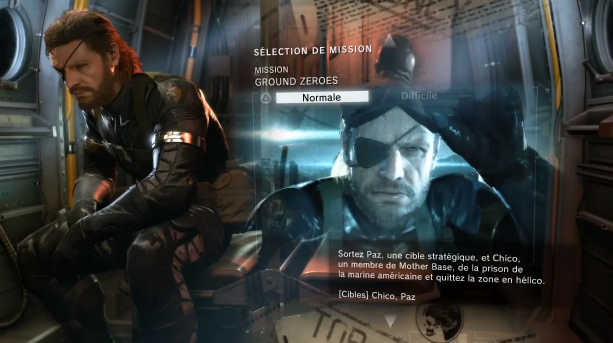[TEST] METAL GEAR SOLID V: GROUND ZEROES / PS4 et XOne