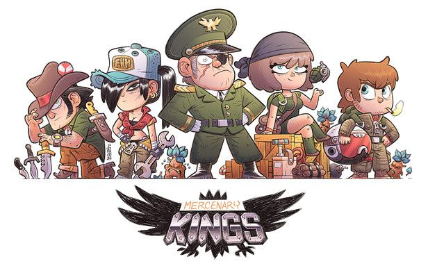 [TEST] Mercenary Kings / PS4