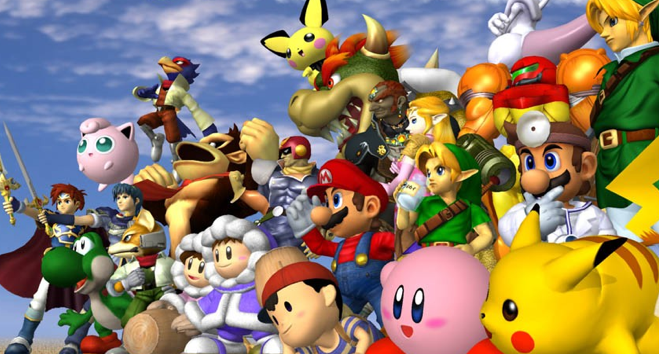 Super Smash Bros en 60FPS sur 3DS !