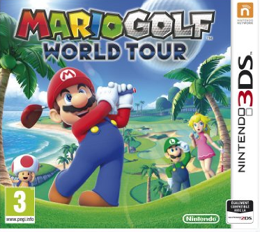 [BONNES AFFAIRES] Mario Golf World Tour à 34,99€