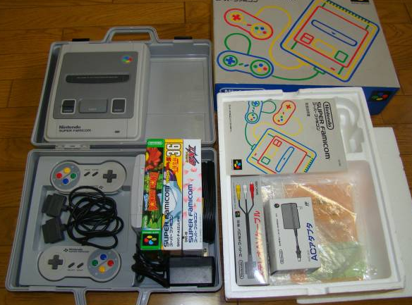 [BONNES AFFAIRES JAPON] Un lot Super Nintendo