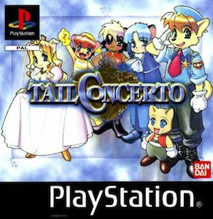 [RETROGAMING] Tail Concerto / Playstation