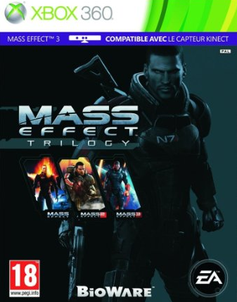 [BONNES AFFAIRES] Mass Effect Trilogy soldé