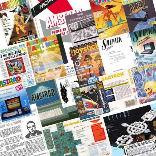 La mémoire écrite de l'Amstrad CPC !