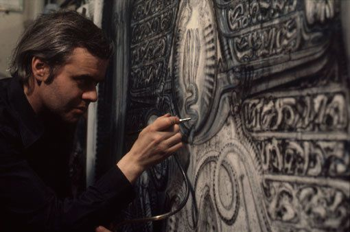 H.R. Giger nous quitte :(