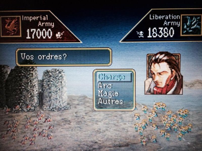 [RETROGAMING] Suikoden / Playstation
