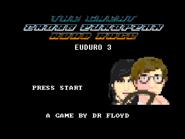[GAMOPAT STUDIO] Euduro 3 disponible !