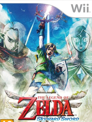 [BONNES AFFAIRES] The Legend of Zelda: Skyward Sword soldé !