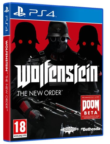 [BONNES AFFAIRES] Wolfenstein the New Order en vente Flash !