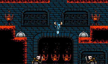 Shovel Knight, le chevalier old school !