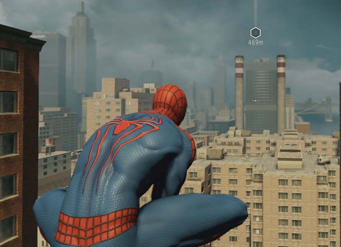 [SPEEDTESTING] The Amazing Spiderman 2 / PS4