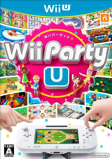 [RESULTAT CONCOURS] Wii Party U / RueduCommerce