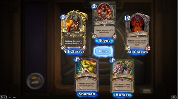[TEST] Hearthstone : Heroes of Warcraft / PC