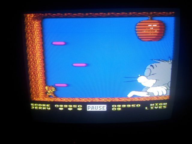 [RETROGAMING] Tom & Jerry / Nintendo Nes