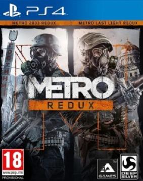 [BONNES AFAIRES] Metro Redux PS4 à 34,90€