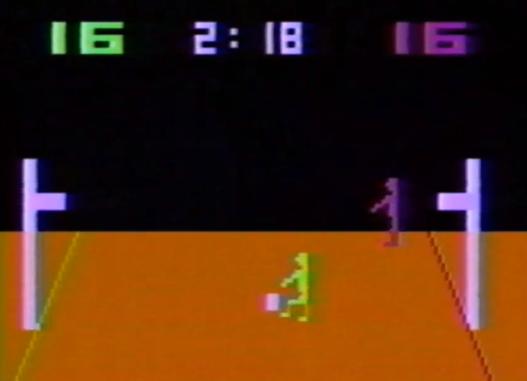 NBA 2K15 n'est pas prévu sur Atari 2600