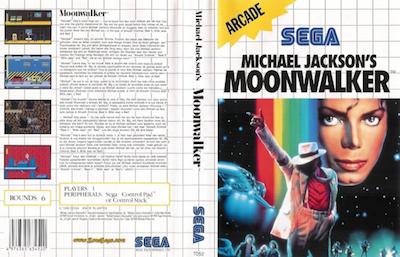 [RETROGAMING] Moonwalker / Master System