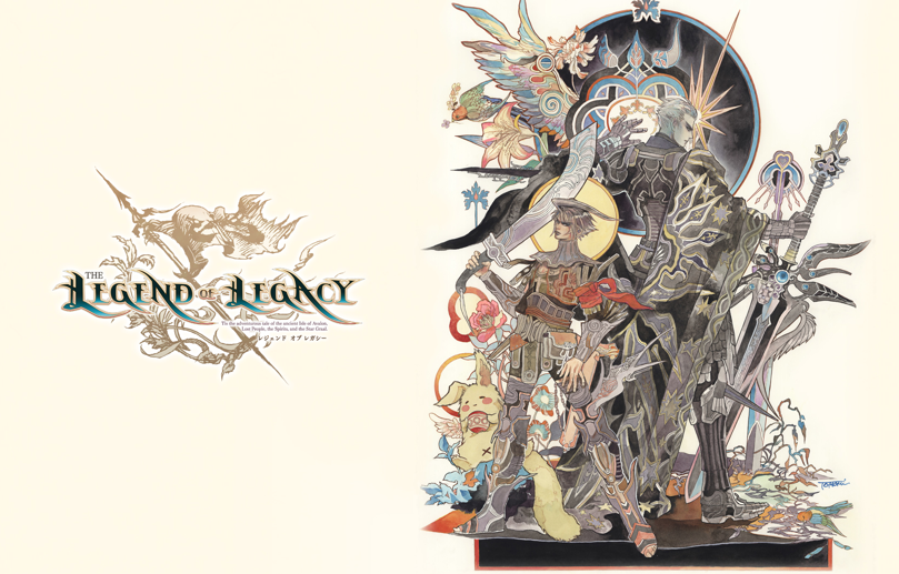 The Legend of Legacy, un RPG prometteur !