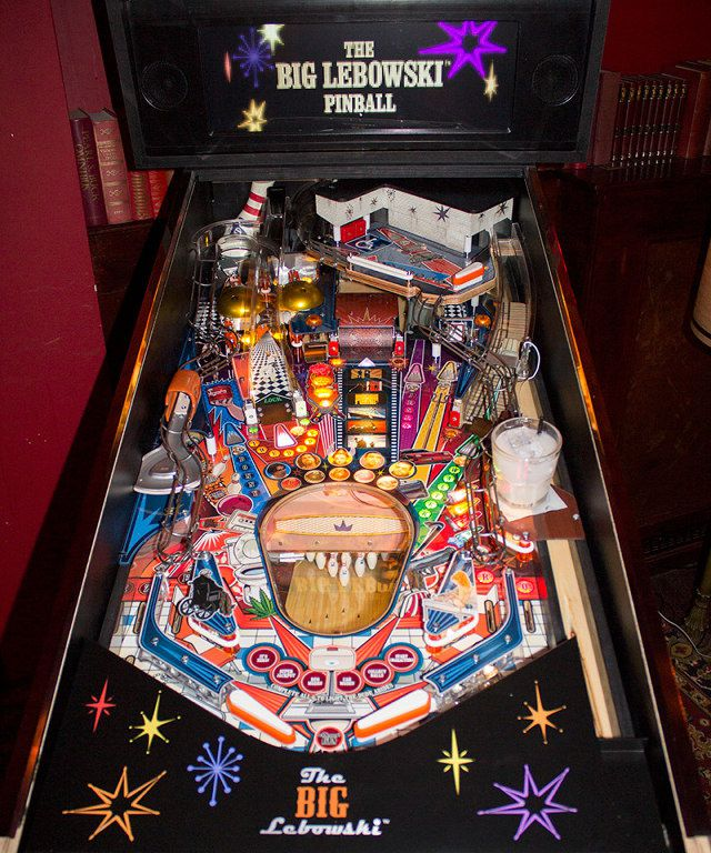 The Big Lebowski Pinball !