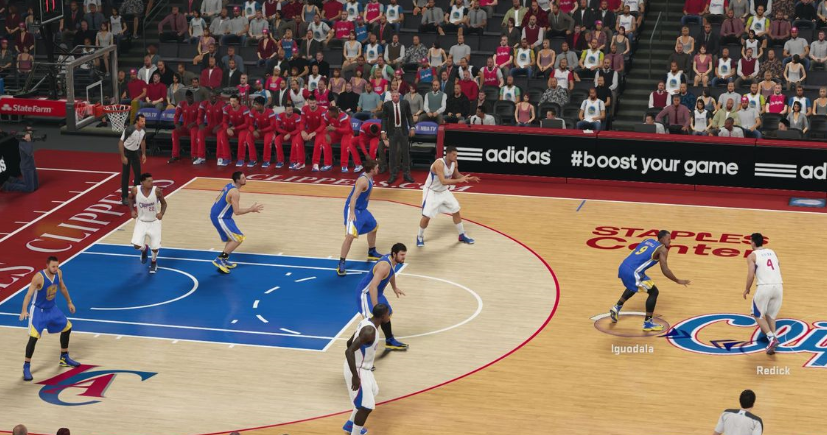 [TEST FLASH] NBA 2K15 / PS4