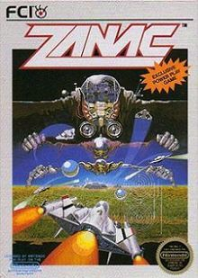 [FLASH RETROGAMING] Zanac / Nes