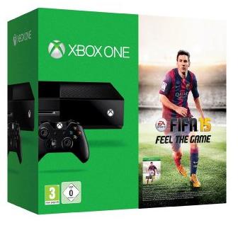La Xbox One FIFA 15 à 354€ !