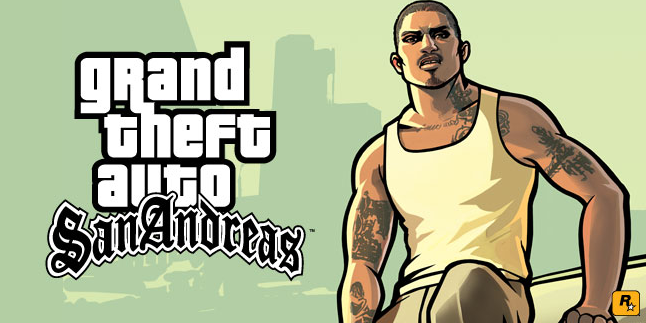 GTA San Andreas, The retour !