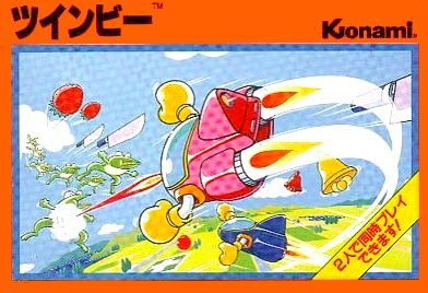 [FLASH RETROGAMING] Twinbee / Famicom