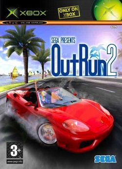 [FLASH RETROGAMING] OUT RUN 2 / XBOX