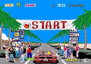 A noter que le jeu d'arcade original est à débloquer en bonus ! Sympa !