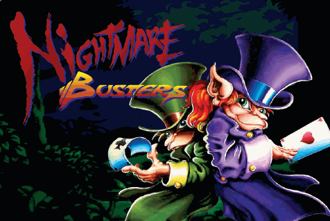 [RETROGAMING] Nightmare Busters / Snes