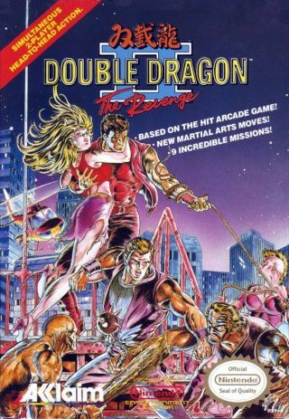[RETROGAMING] Double Dragon II - The Revenge / NES